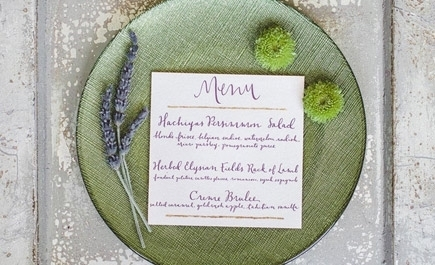 Menus Field To Table Catering Events - Field to table catering
